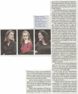The Approach review - Sunday Independent
